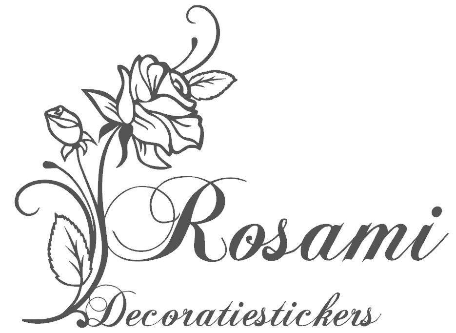 Rosami Decoratiestickers | Home Sweet Home Online